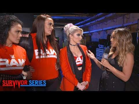 Raw women unfazed by crowd reaction, team...