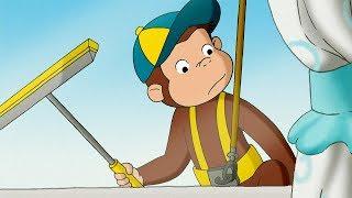Jorge el Curioso en Español  Jorge Tiene Otro Trabajo  Mono Jorge  Caricaturas para Niños