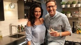Schauspielerin Mariella Ahrens zu Gast bei Simon Beeck