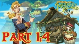 Tales of Monkey Island: Chapter 1: Launch of the Screaming Narwhal - Part 4 - HD Walkthrough