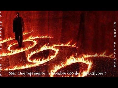 666. Sa Véritable Signification & L'identité De La Bete. APOCALYPSE.Dévoilé...
