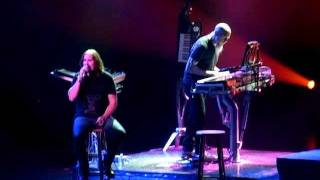 Dream Theater - Wait For Sleep(Acoustic)(Live in Montreal 7/10/2011)