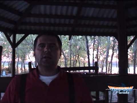 Ахтуба, База отдыха Причал рыбака. Видео-Отзыв .mpg