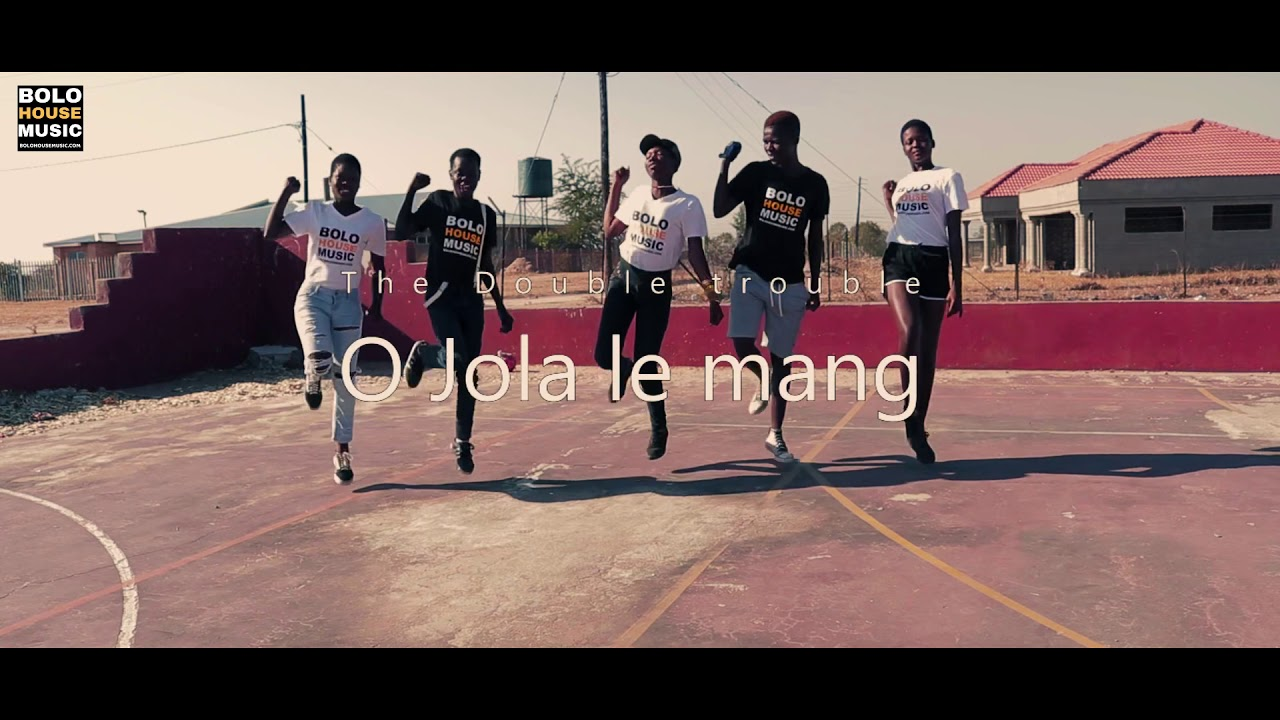 The Double Trouble Janisto and CK O Jola le mang Appreciation Dance video