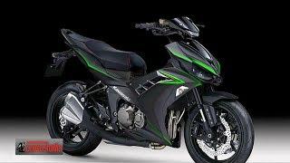 Kawasaki สปอร์ต 150 & ครอบครัวกึ่งสปอร์ต 150 เตรียมชนทุกค่าย : Sonic 150R Winner 150 ไม่มา