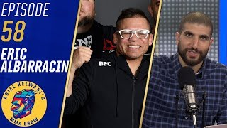 Eric Albarracin previews Yoel Romero vs. Paulo Costa, talks Henry Cejudo | Ariel Helwani's MMA Show