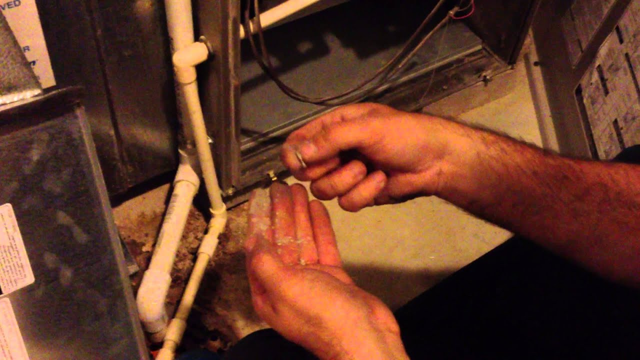 Sears Air Duct Cleaning Techician Youtube