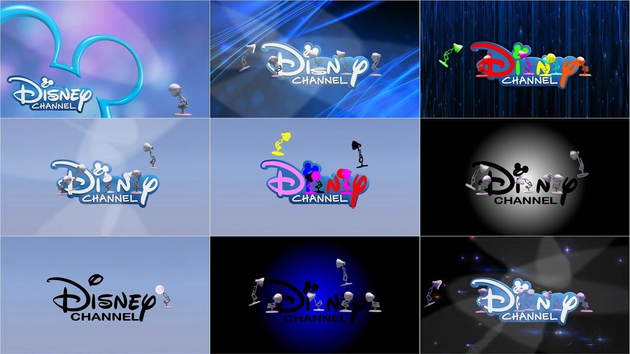 Top 9 (Part-1) Disney Channel Spoof Pixar Lamps Luxo Jr ...