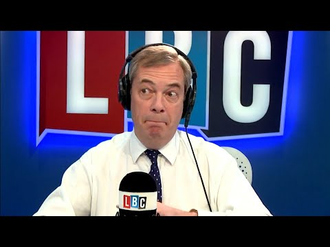 The Nigel Farage Show On Sunday: 3% know what May's plan for Brexit is. LBC - 11th February 2018