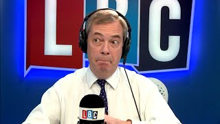 The Nigel Farage Show On Sunday: 3% know what May