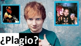 ¿Plagio? Ed Sheeran Shape of you (2017) VS TLC - No Scrubs (1999) y Blackstreet - No Diggity (1996)