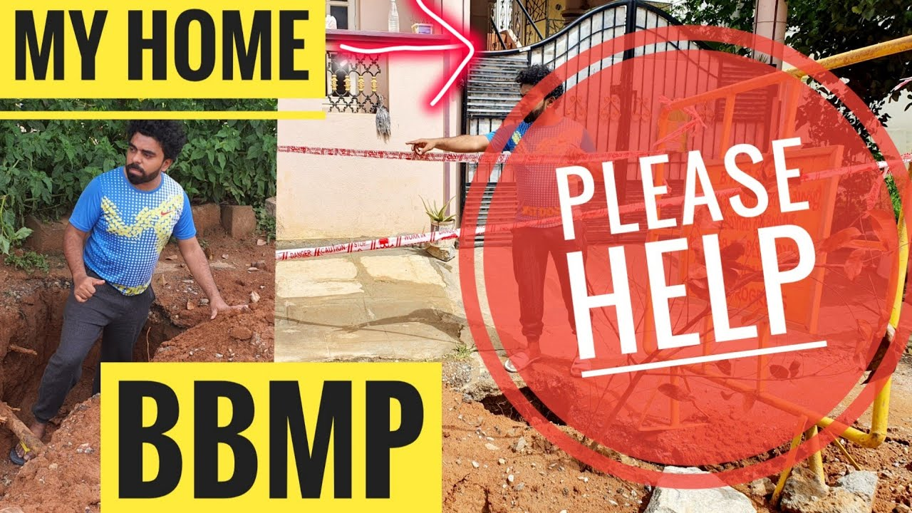 BBMP APATHY|ROAD LEFT DUG UP IN FRONT OF MY HOME|WORK STOPPED | IRRESPONSIBLE ENGINEER|Seva Sindhu