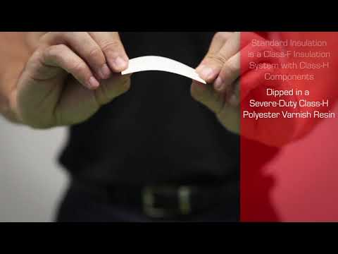 Toshiba Motor Parts Video Tutorial - Part 13 - Phase Paper