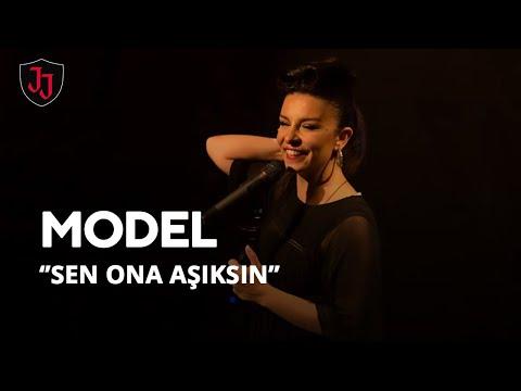 JOLLY JOKER ANKARA - MODEL - SEN ONA AŞIKSIN