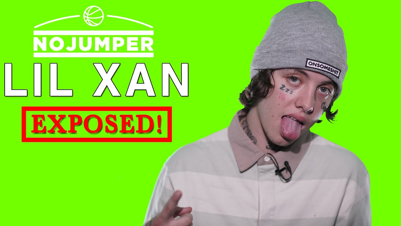 LIL XAN EXPOSED #1