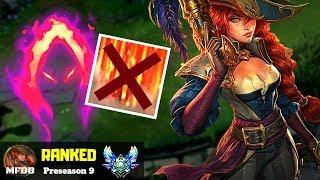 This Miss Fortune Build DESTROYS Challenger - League of Legends (Preseason 9)