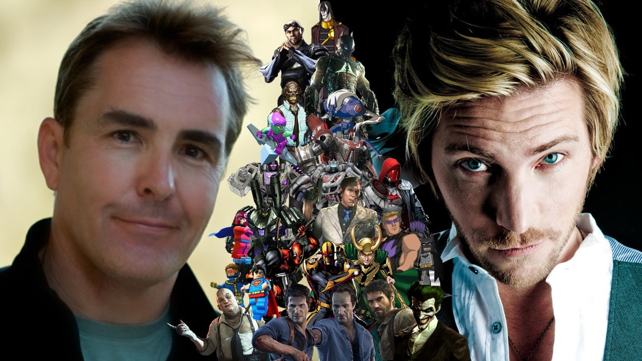 voice connections - nolan north  u0026 troy baker