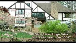 George Manley Presents This Stunning Stone Mountain, Ga Home In Narrated Video!