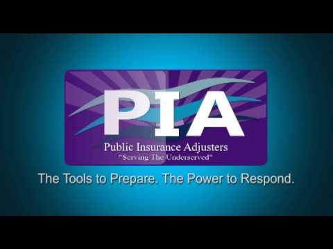 PIA Public Insurance Adjusters