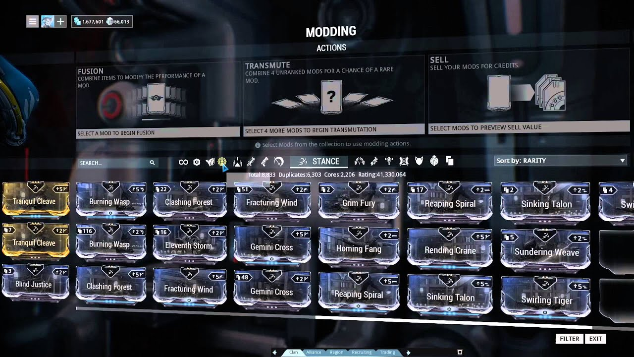 Warframe 15 9 0 Complete Trading Price Guide Jan 2015 Edition ...