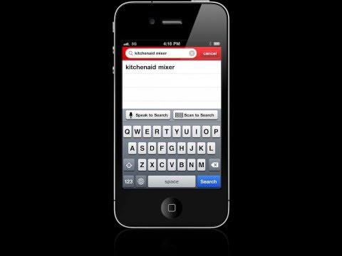 Is This What iOS 5 Speech Recognition Will Be Like? Nuance Speech Recognition In Target App