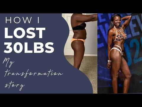 How I Lost 30 lbs Belly FatWBFF Diva Bikini Transformation | THE PAYOFF