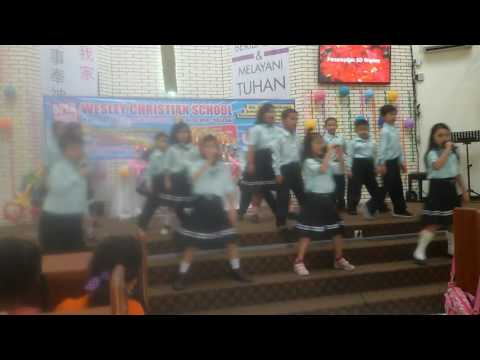 Acara open house wesley christian school 3
