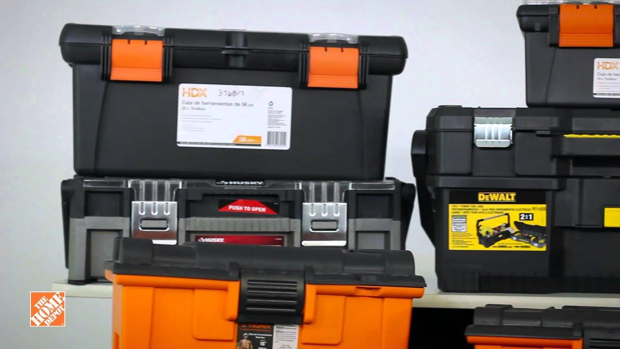 C mo elegir una caja de herramientas youtube - Cajas de erramientas ...
