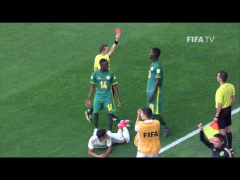 Match 42: Mexico v. Senegal - FIFA U-20 World Cup 2017