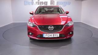 New Mazda 6 is simply gorgeous Videos