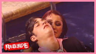 Rebelde: ¡Roberta salva a Diego! | Escena C266-C267-C268 | Tlnovelas