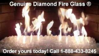 Make Your Fireplace A Diamond Fireplace!