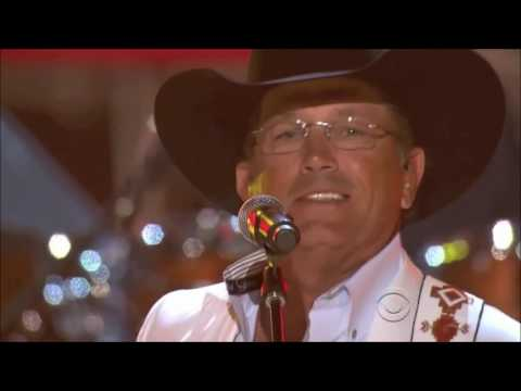 GEORGE STRAIT BROOKS AND DUNN TRIBUTE HD1080p & Gilberto The Wind