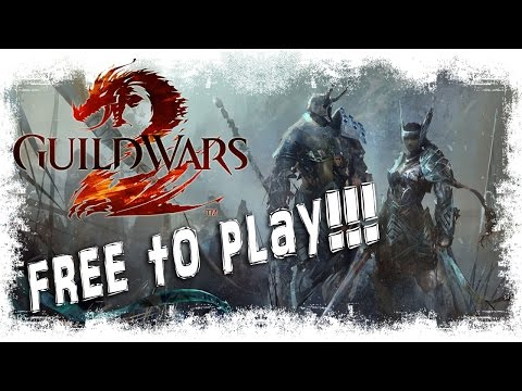 Guild Wars 2 Free To Play Gameplay Español | Novedades Expansión | MMOrpg Action Combat