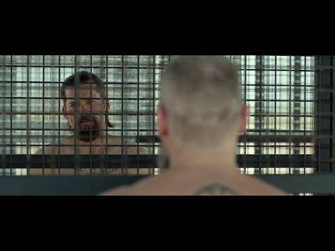 """Prison Movie """"Shot Caller""""  Words to live by speech, The Beast scene 1"""