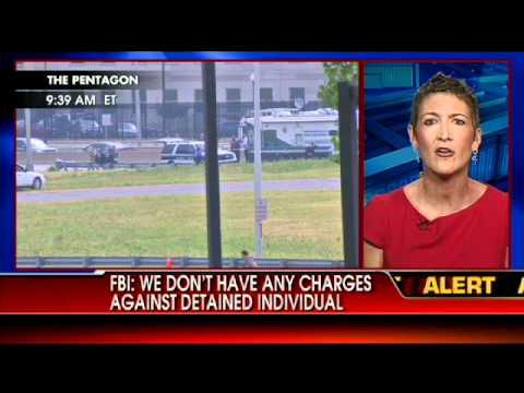 Jennifer Griffin on Suspicious Pentagon Package