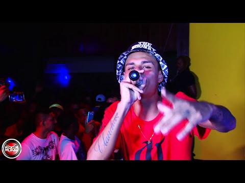 MC Cabelinho :: Ao vivo na Roda de Funk em São Pedro da Aldeia (RJ) :: 16 anos