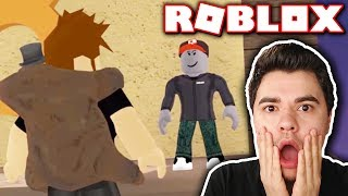REACTING TO THE DARK ROBLOX ORIGIN STORY OF GUEST 666!! (Roblox Movie)