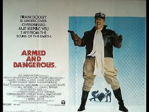 armed and dangerous 1986 movie review youtube