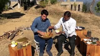connectYoutube - Cooking Under The Ground | #TravelWithKunal Uttrakhand | Kunal Kapur