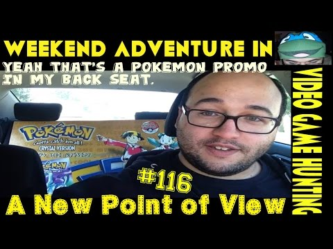 Weekend Adventure in Video Game Hunting #116: A New Point of View