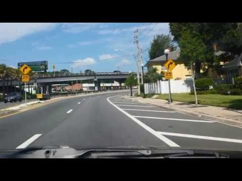 Driving in Jacksonville 1