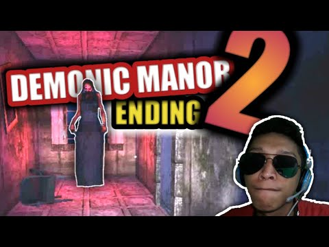 DEMONIC MANOR 2 | ENDING