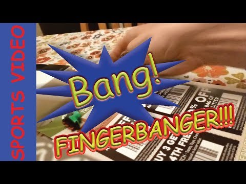 Fingerbanger XXtreme Sports!!