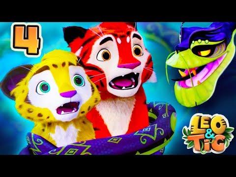 Download Leo and Tig - EP 4 Autumn in Taiga - New family animated movie 2017 - Kedoo ToonsTV