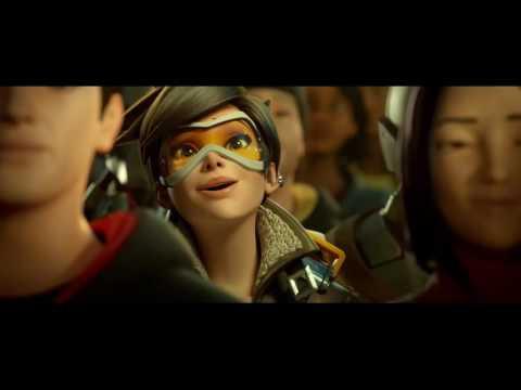 overwatch le film (court metrage en francais)