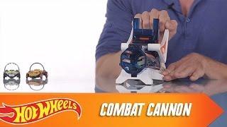 Ballistiks Combat Cannon   OFFICIAL Product Demo   @Hot Wheels
