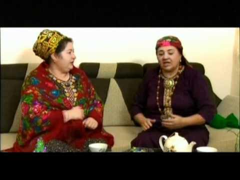 Tikkinin Arzuwy 2011 Turkmen film 1-nji bolum