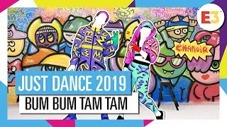 Baixar BUM BUM TAM TAM - MC FIOTI, FUTURE, J BALVIN, STEFFLON DON, JUAN MAGAN / JUST DANCE 2019 [OFFICIEL]