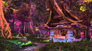 20 minutes Teldrassil music - World of Warcraft